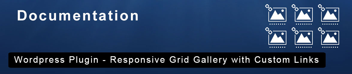 Responsive Grid Gallery with Custom Links – Isotope