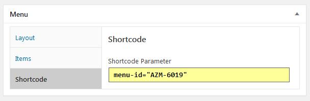 WordPress plugin, Staff List, az menu shortcode