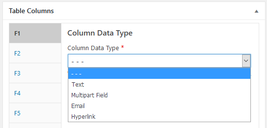 wordpress-plugin-staff-list-table-column-data-type