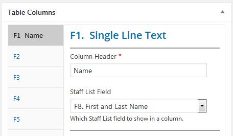 wordpress-plugin-staff-list-table-column-options